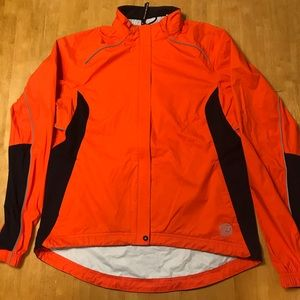 Novara Cycling Windbreaker Womens Large